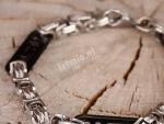 Armband Luxe Staal Ketting Met Figuur